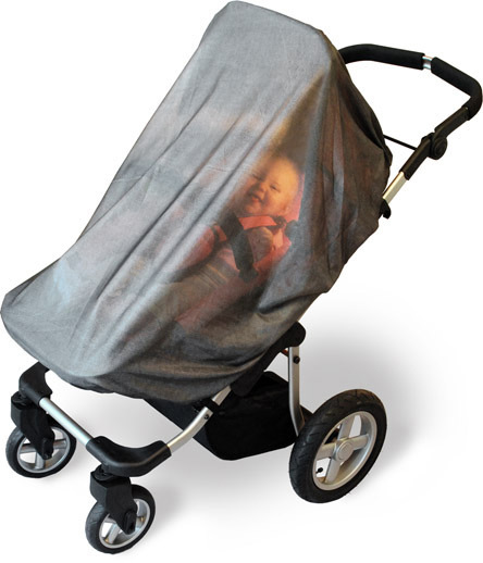 Jolly Jumper Solarsafe Stroller & Playyard Net image