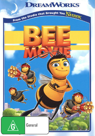 Bee Movie (New Packaging) on DVD