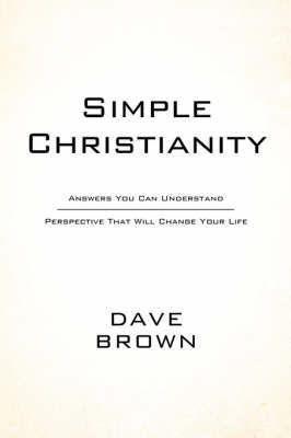 Simple Christianity by Dave Brown image