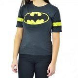 DC Comics Batman Hockey Top (XX-Large)