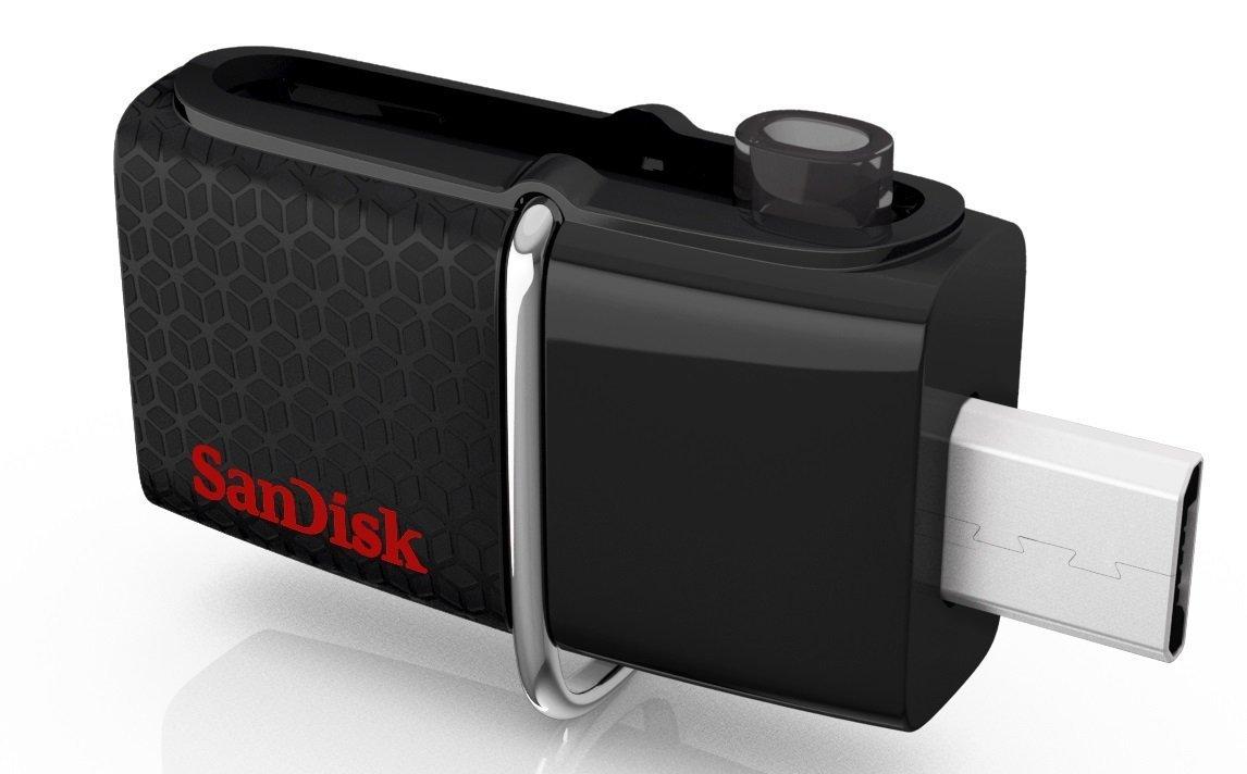 128GB SanDisk Ultra - Dual USB 3.0 Flash Drive image
