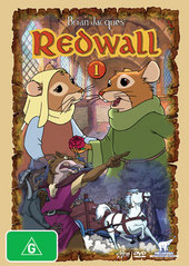 Redwall: Vol 1 on DVD