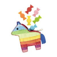 TrueZoo: Pinata Party Wine Glass Charms