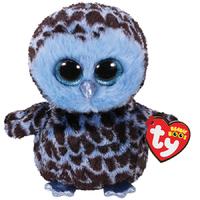 Ty Beanie Boo: Yago Owl - Small Plush