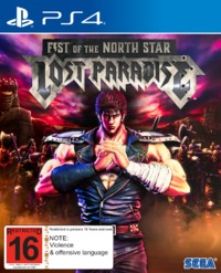 Fist of the North Star: Lost Paradise for PS4