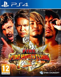 Fire Pro Wrestling World for PS4