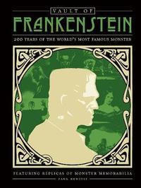 Vault of Frankenstein by Paul Ruditis