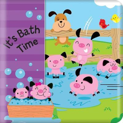It's Bath Time by Marine Guion