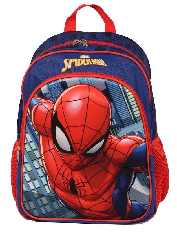 """Spider-Man Backpack (15"""")"""