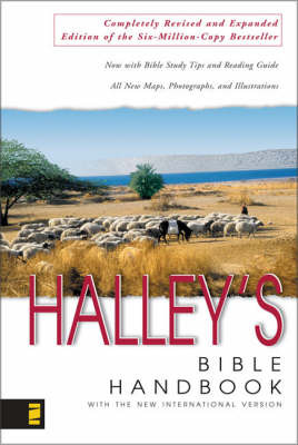 Halley's Bible Handbook with the New International Version by Henry Hampton Halley image
