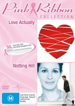 Love Actually / Notting Hill - Pink Ribbon Collection (2 Disc Set) on DVD