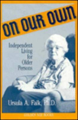 On Our Own by Ursula Adler Falk image