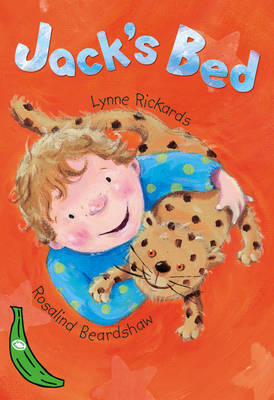 Jack's Bed by Lynne Rickards