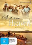 As It Is In Heaven DVD