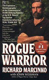 Rogue Warrior by Richard Marcinko image