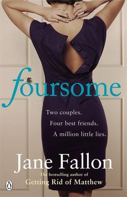 Foursome by Jane Fallon image