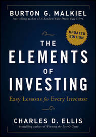 The Elements of Investing by Burton G Malkiel