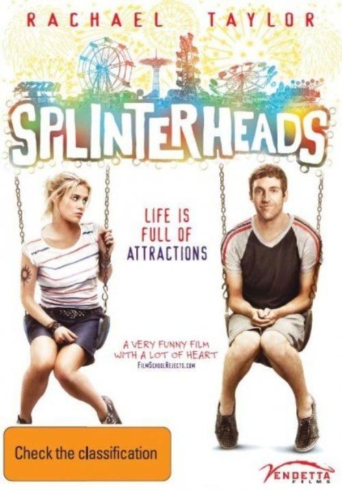 Splinterheads on DVD