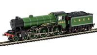 Hornby: LNER 4-6-0 'Kilverstone Hall' B17 Class