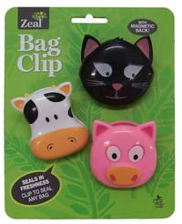 Farmyard Bag Clips