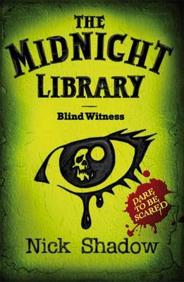 Midnight Library: 12: Blind Witness by Nick Shadow image