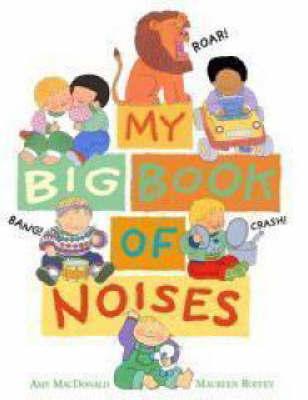 My Big Book Of Noises by Amy MacDonald image