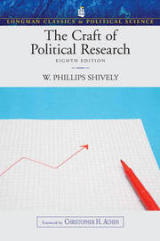 The Craft of Political Research, (Longman Classics in Political Science) by W.Phillips Shively image