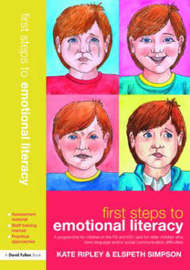 First Steps to Emotional Literacy by Kate Ripley image