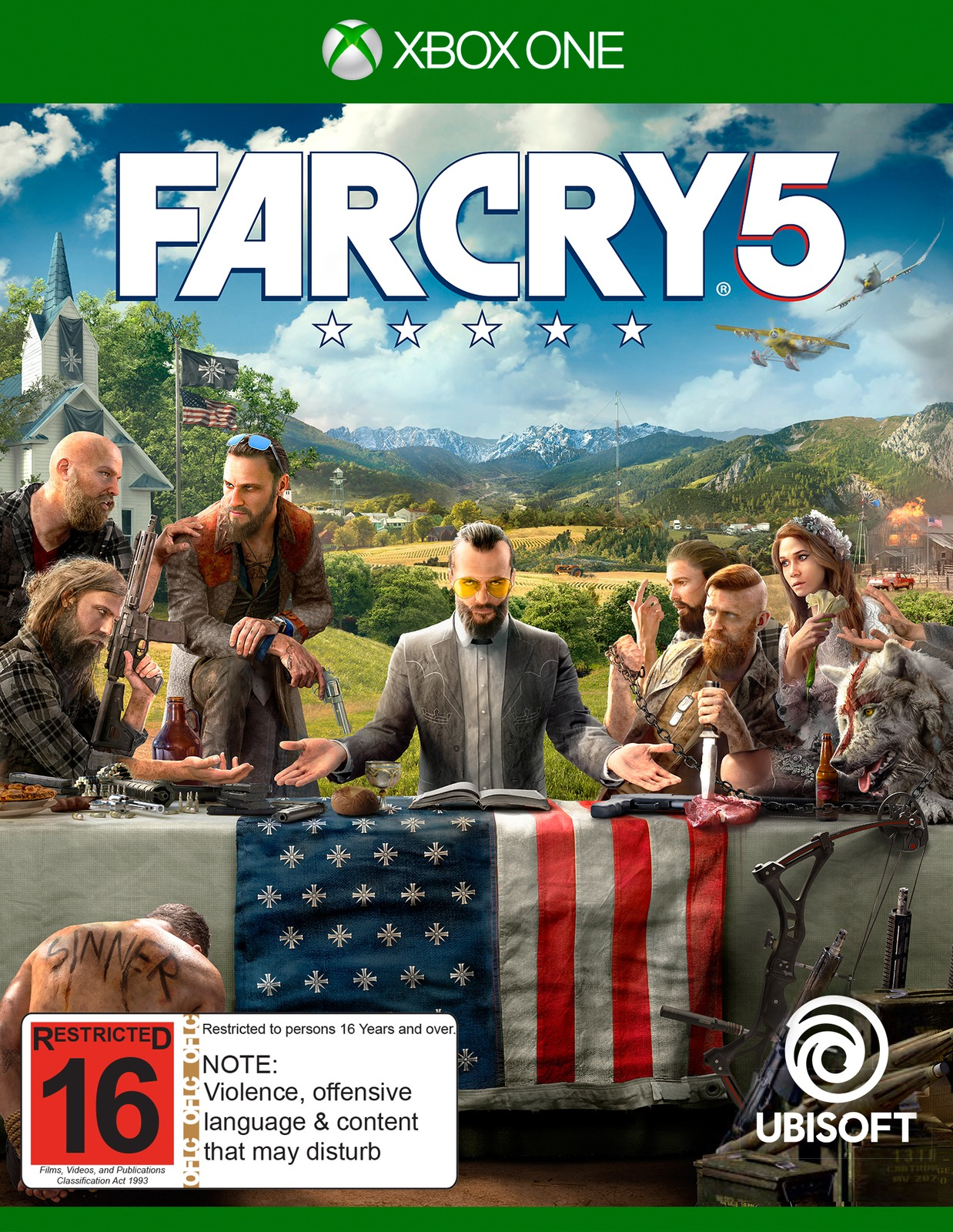 Far Cry 5 for Xbox One image