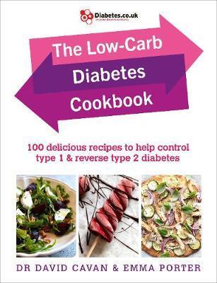 The Low-Carb Diabetes Cookbook by David Cavan