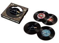 Pink Floyd: 45 Record - Coaster Set (Set of 4)