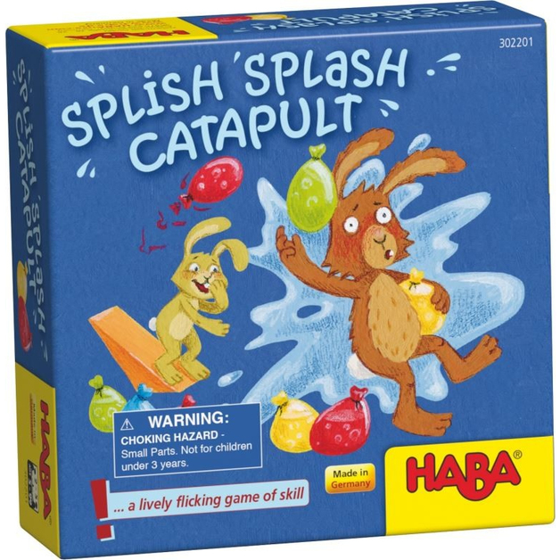 Splish Splash Catapult - Children's Game
