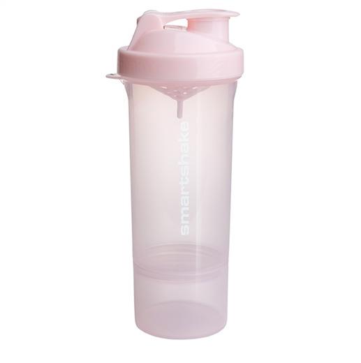 Smartshake Slim Protein Shaker - Cotton Pink (400ml)