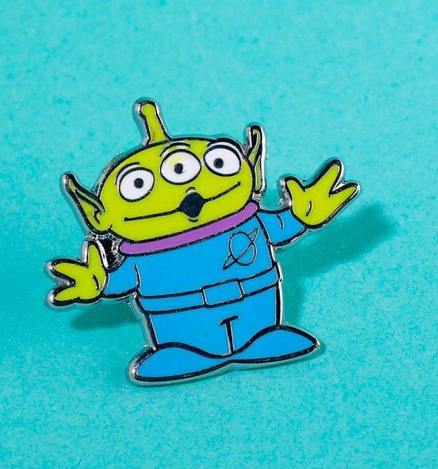 Toy Story Enamel Pin Badge - Alien