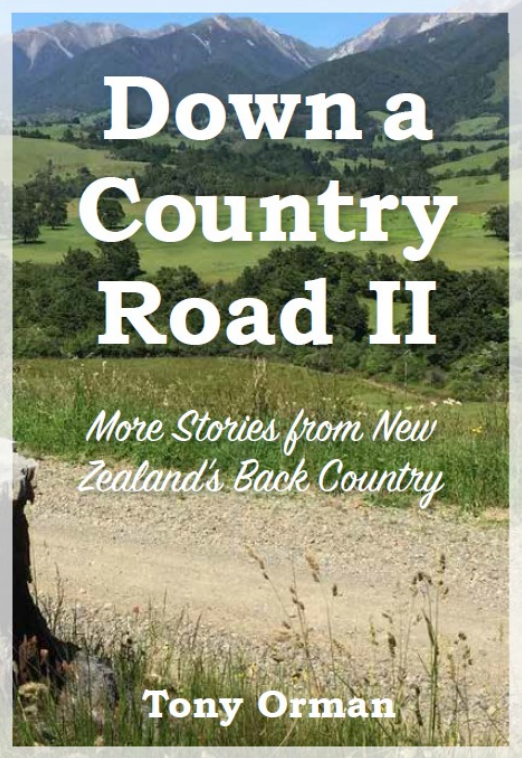 Down a Country Road - Volume II by Tony Orman