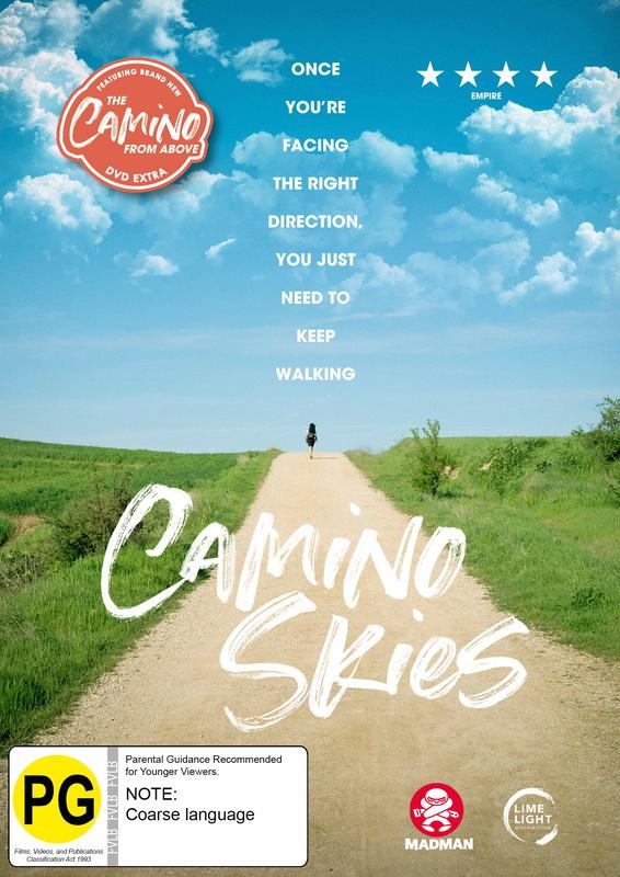 Camino Skies on DVD