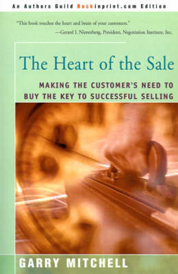 The Heart of the Sale by Garry Mitchell