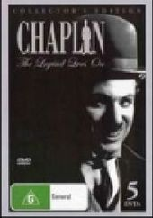 Chaplin: Legend Goes On, The (collector's Edition) (5 Disc)