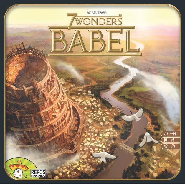 7 Wonders: Babel - Game Expansion