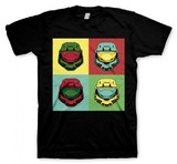Halo: Master Chief Pop Art T-Shirt (Large)