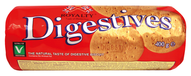 Royalty Digestive Biscuits (400g) | at Mighty Ape NZ