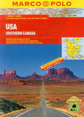 USA Atlas by Marco Polo