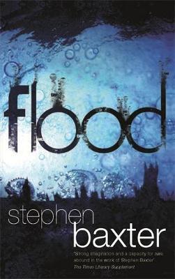 Flood (UK Ed.) by Stephen Baxter image