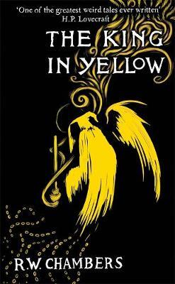 The King in Yellow by Robert W Chambers image