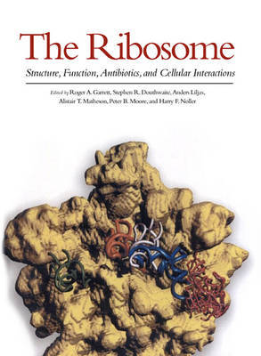 The Ribosome by Roger A. Garrett image