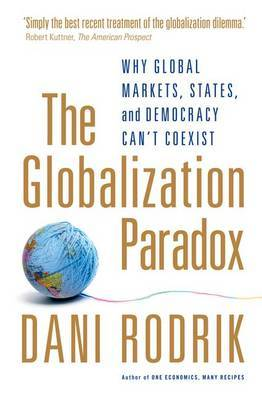 The Globalization Paradox by Dani Rodrik image