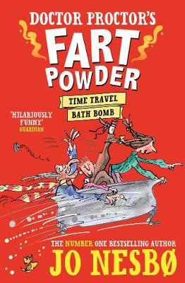Doctor Proctor's Fart Powder: Time-Travel Bath Bomb by Jo Nesbo image