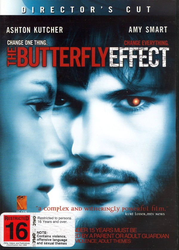 Butterfly Effect, The - Director's Cut on DVD image