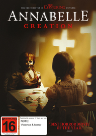 Annabelle: Creation on DVD