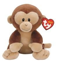 Ty Baby: Banana Monkey - Small Plush